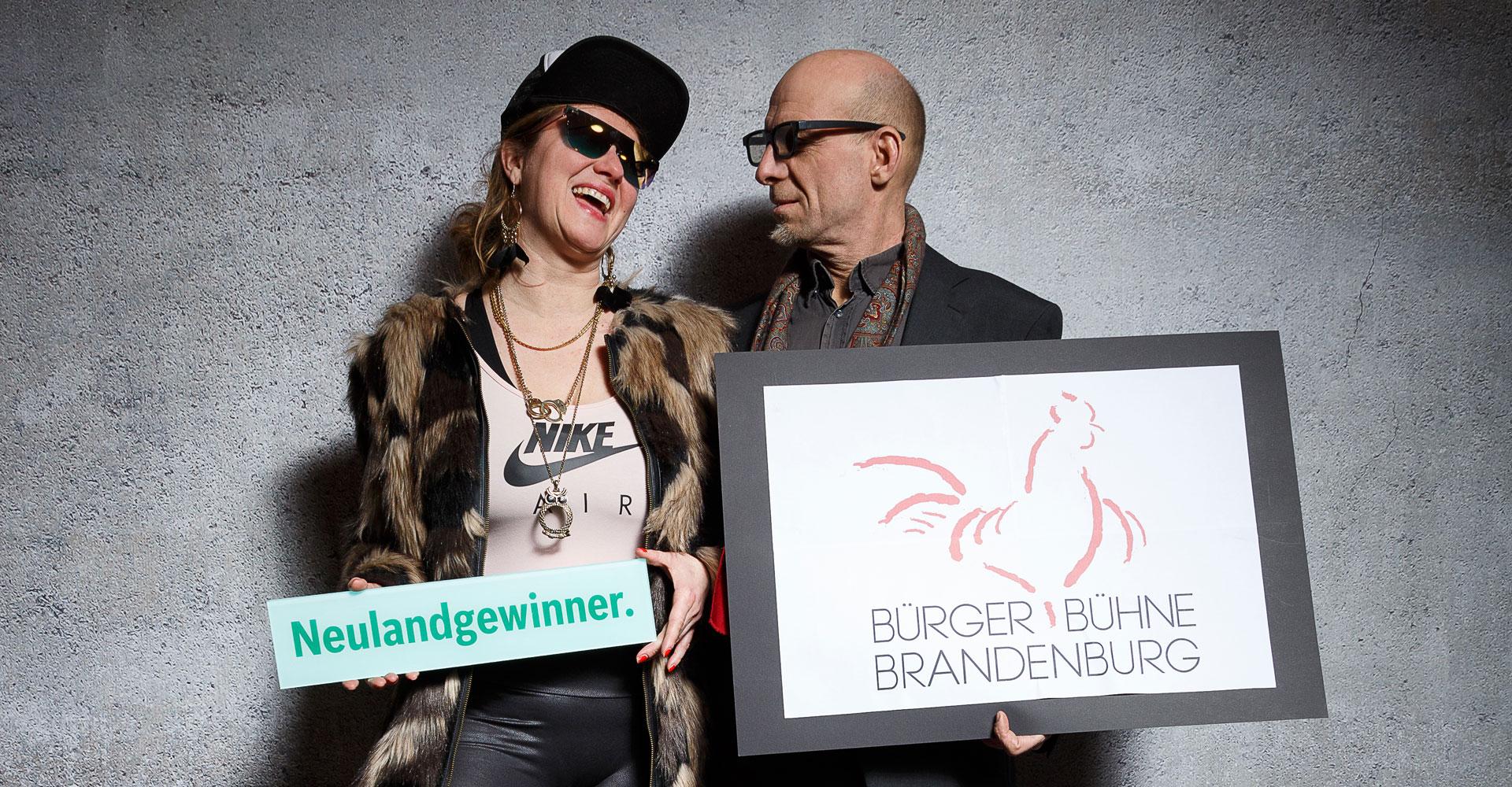 Bürgerbühne Brandenburg
